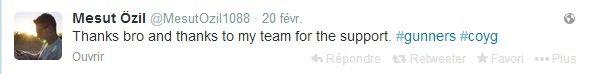 Twitter de Mesut (20.02.14)