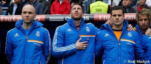 Liga : 25ème journée : Real Madrid - Elche (22.02.14)