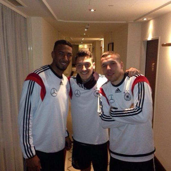 Instagram de Mesut (04.03.14)