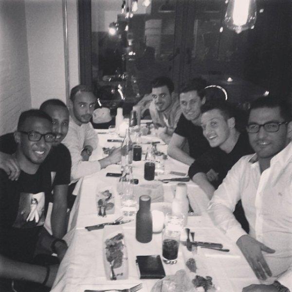 Instagram de Mesut (15.03.14)
