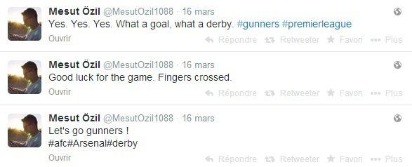 Twitter de Mesut (16.03.14)