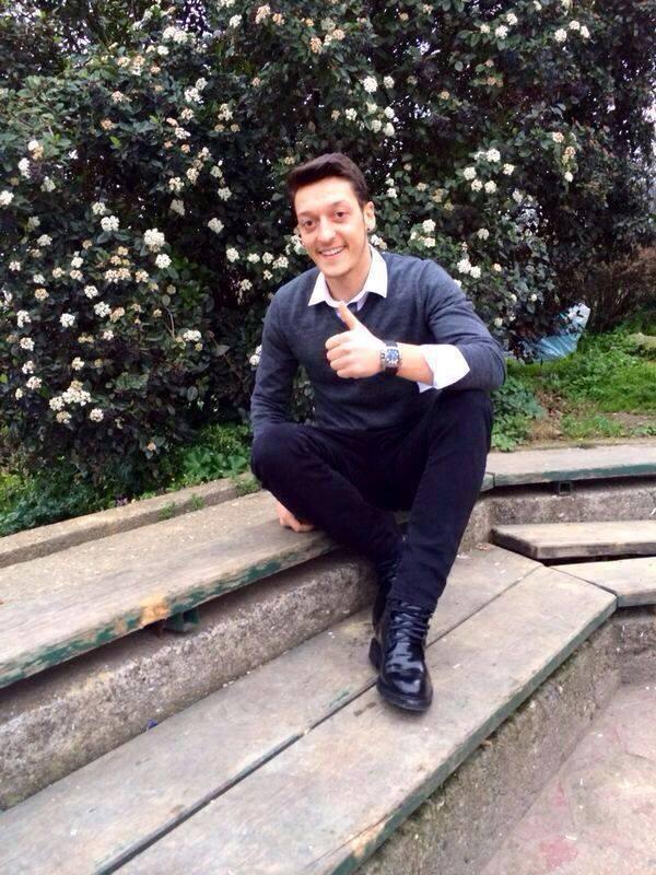Facebook de Mesut (16.03.14)