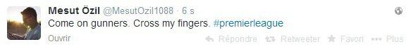 Twitter de Mesut (25.03.14)