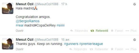 Twitter de Mesut (15-17.04.14)