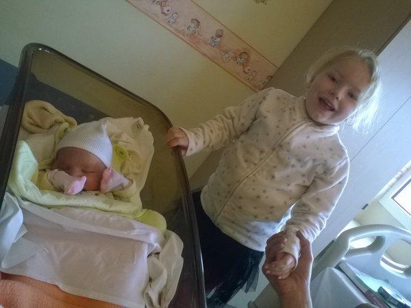 ma fille et ma niece de coeur