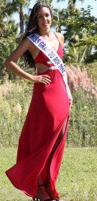 Sarah Ruiz, Miss Grau du Roi 2015
