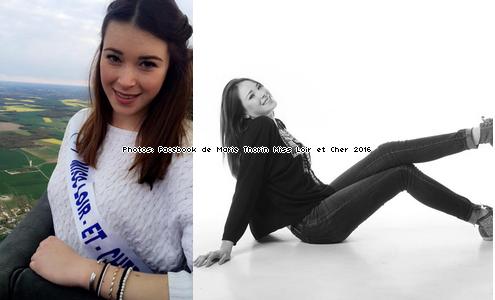 Marie Thorin, Miss Loir et Cher 2016