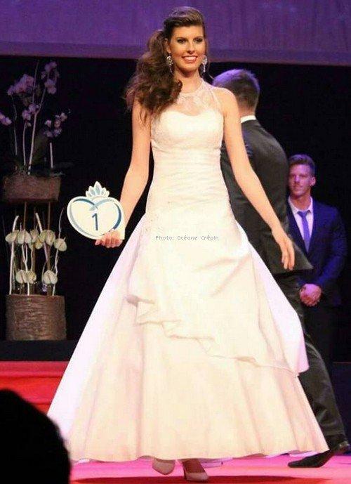 Océane Crépin, 2ème dauphine de Miss Amiens 2016