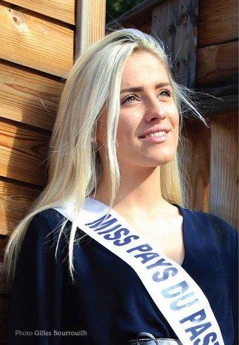 Laura Perrucchietti, Miss Pays du Pastel 2016