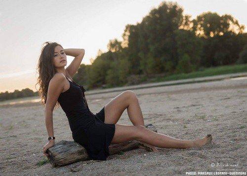 Margaux Legrand-Guérineau, candidate Miss Centre Val de Loire 2016