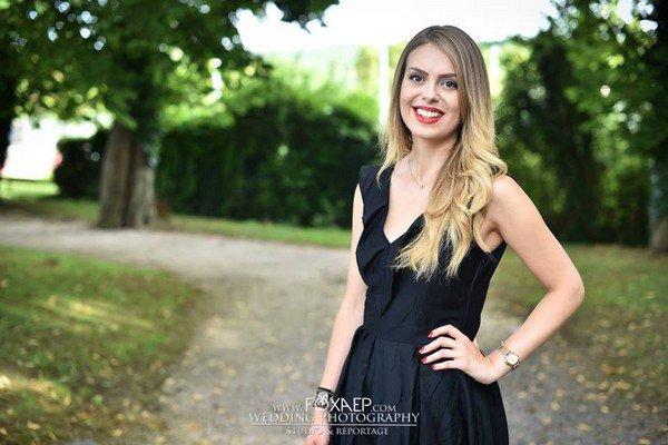 Charlotte Ribeiro, candidate Miss Bourgogne 2017