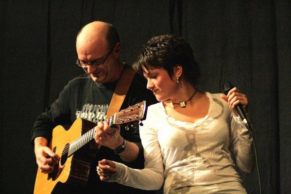 JACQUES STOTZEM & GERALDINE JONET (Namur, 20 Sept. et Marchienne-au-Pont, 2 Oct. 2009)