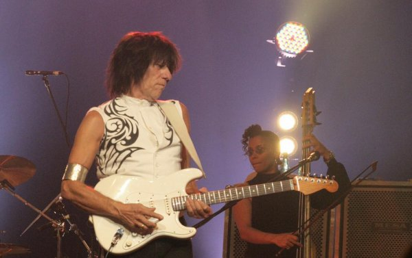 JEFF BECK, AB Brussels, 12. octobre 2010
