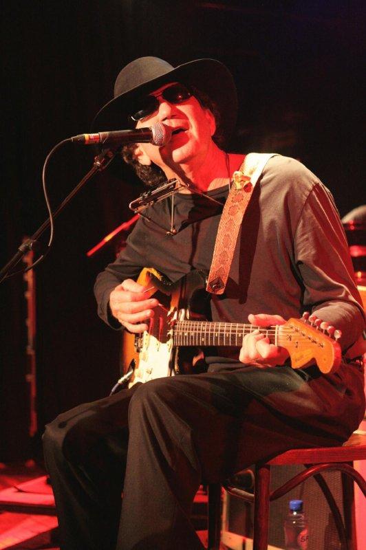 TONY JOE WHITE, Verviers, Spirit of 66, 15. février 2011