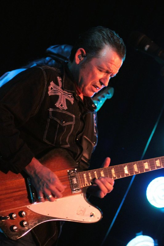 TOMMY CASTRO, Verviers, Spirit of 66, 12 avril 2011