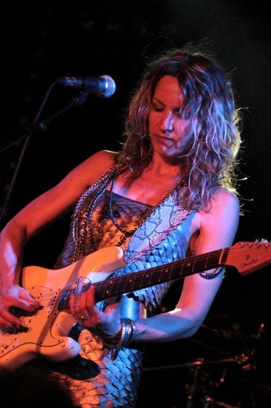 ANA POPOVIC, Verviers, Spirit of 66, 30. avril 2011