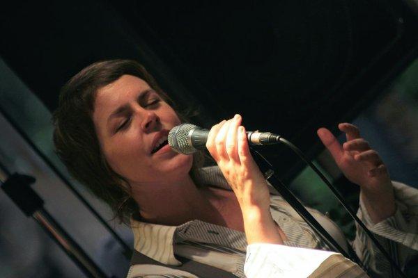 GERALDINE COZIER, Ça Jazz à Huy, Galerie CaD, 28. juillet 2011