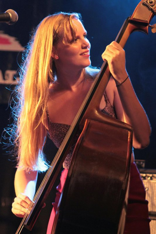 BRADLEY'S CIRCUS, Wespelaar, Swing Festival, 19. août 2011