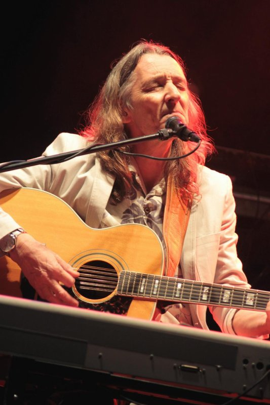 ROGER HODGSON, Verviers, Fiesta City, 28. août 2011