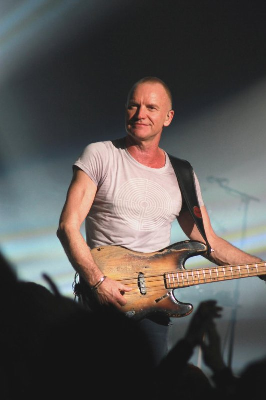 STING, Bruxelles, Cirque Royal, 4 mars 2012