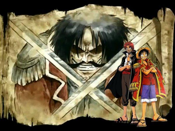 One Piece, l'un de mes mangas que je ne peux pas me passer :P ^^