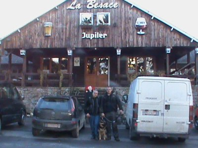 """Willy chez Michel au camping """"La Besace"""""""