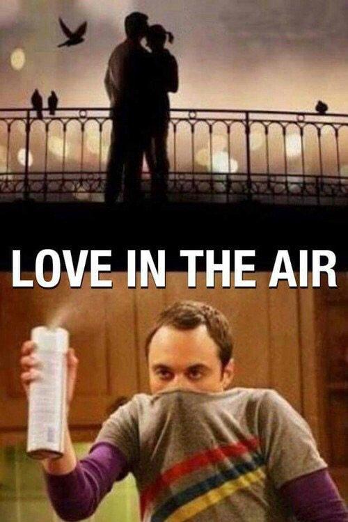 Love vs Sheldon