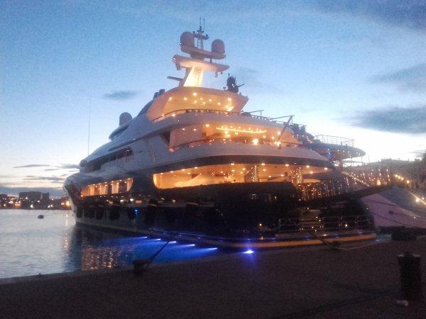 Ohhhhh..la Belle barque 😍😍..