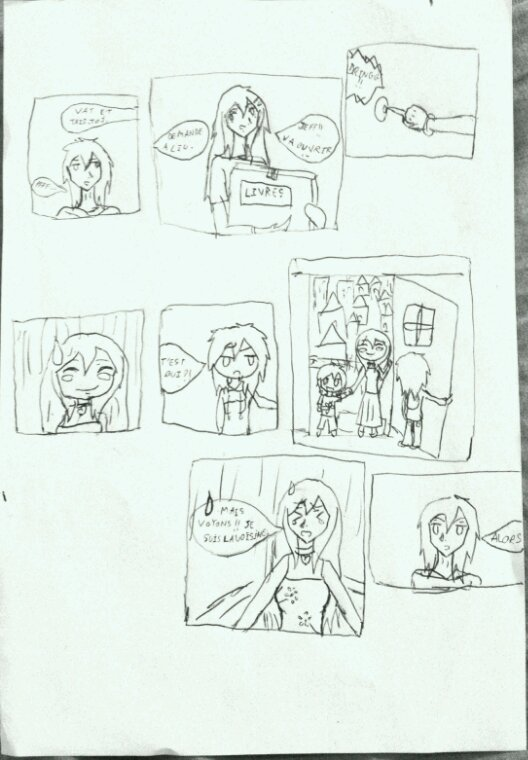 Jeff the killer BD page 1 :