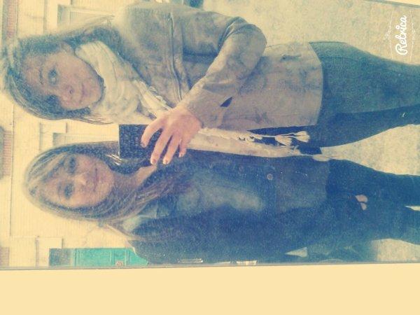 Ma cousine et moi