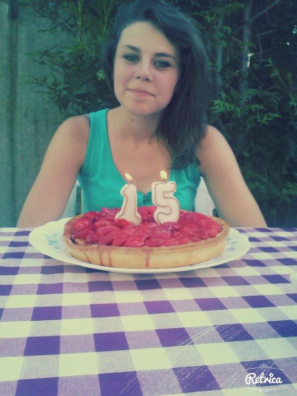 anniversaire pouri --'