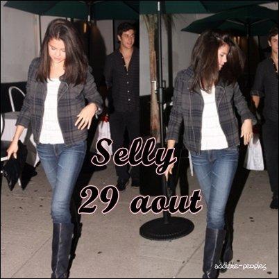 Selena avec David