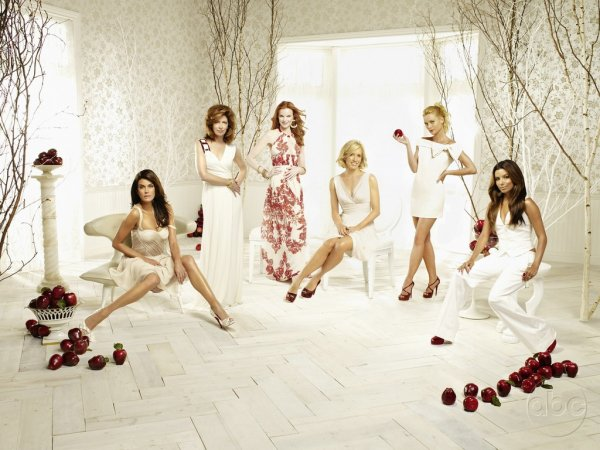 Série Desperate Housewives