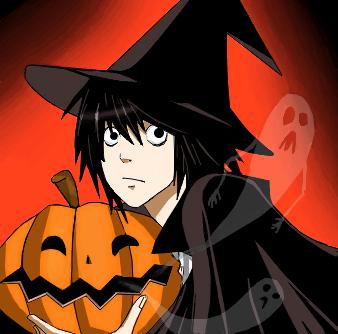OS # 4 : L'anniversaire de L  ( Spéciale Halloween )