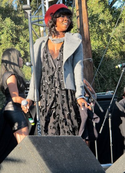 Lauryn Hill @ the Rock the Bells (21/08)