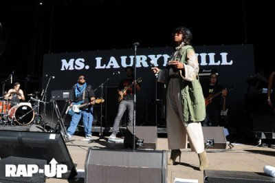 Lauryn Hill @ the Rock the Bells (22/08)
