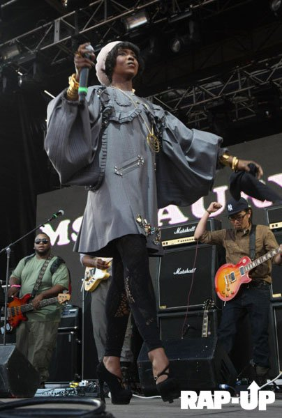 Lauryn Hill @ the Rock the Bells (28/08)