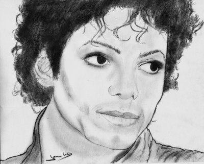 Souvenir michael jackson un mec simple - Coloriage michael jackson ...