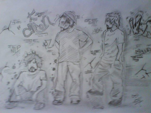 Warrior's crew