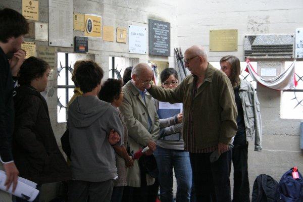 3eme jour : Visite du Kommando de Gusen et du camp de concentration de Mauthausen