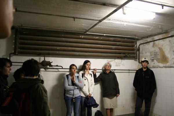 Suite de la visite de Mauthausen par Hugo