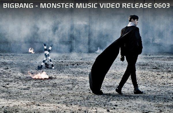 Big Bang : New clip !
