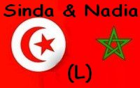 Nadia.D & Sinda.B