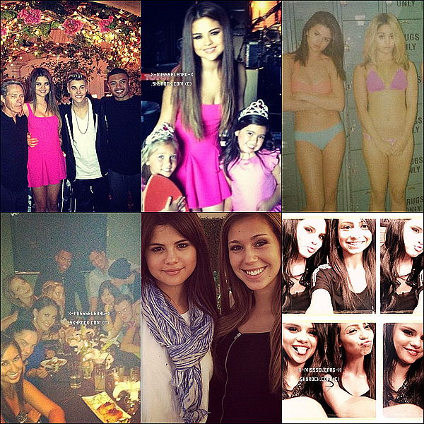 + August 27th  ;   C'est avec une sublime tenue que Selena filme Behaving Badly. + Rattrapage de toutes les photos personnelles de Selena via Instagram et Twitter. +