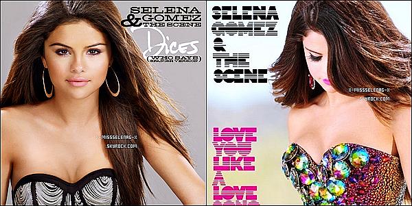+ June 14th  ;  Selena allant à sa visite à l'hôpital, à Encino.+ Découvrez les pochettes officiels des singles « Dices » et « Love You Like A Love Song ». +