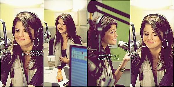 + June 23rd  ;  Selena à la radio Z100 pour participer à Elvis Duran Morning Show.+ Selena, Katie et Leighton sur les Behin The Scenes de Monte Carlo. +