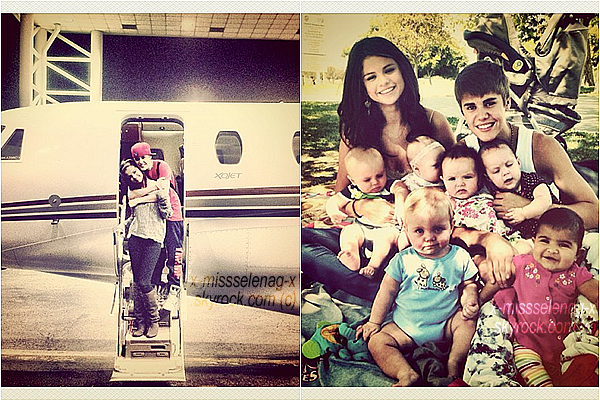 + September 19th  ;  S. était au «Tonight Show with Jay Leno» où elle a performé LYLALS.(+) Deux nouvelles photos personnelles de Jelena via Instagram. +