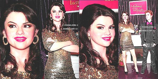 + November 21st  ;  Selena et Biebs sont allé au restaurant IHOP à Los Angeles.(+) Selena et Justin ont été exposés en cire au musée Madame Tussauds à New York. +