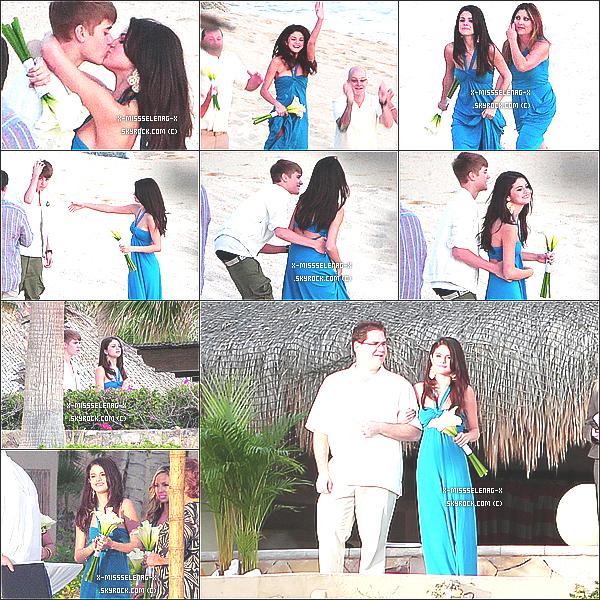 + December 8th  ;  Sel et son chéri étaient au mariage de Shannon Larossi toujours au Mexique.(+) Nouveau photoshoot totalement inconnu de Sellynouche. +