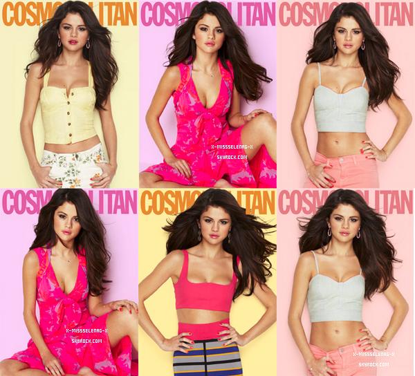 + Un nouveau shooting de Selena a fait son apparition.  + Des nouvelles photos personnelles de Selena.  +